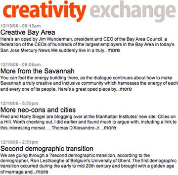 Creativity Exchange